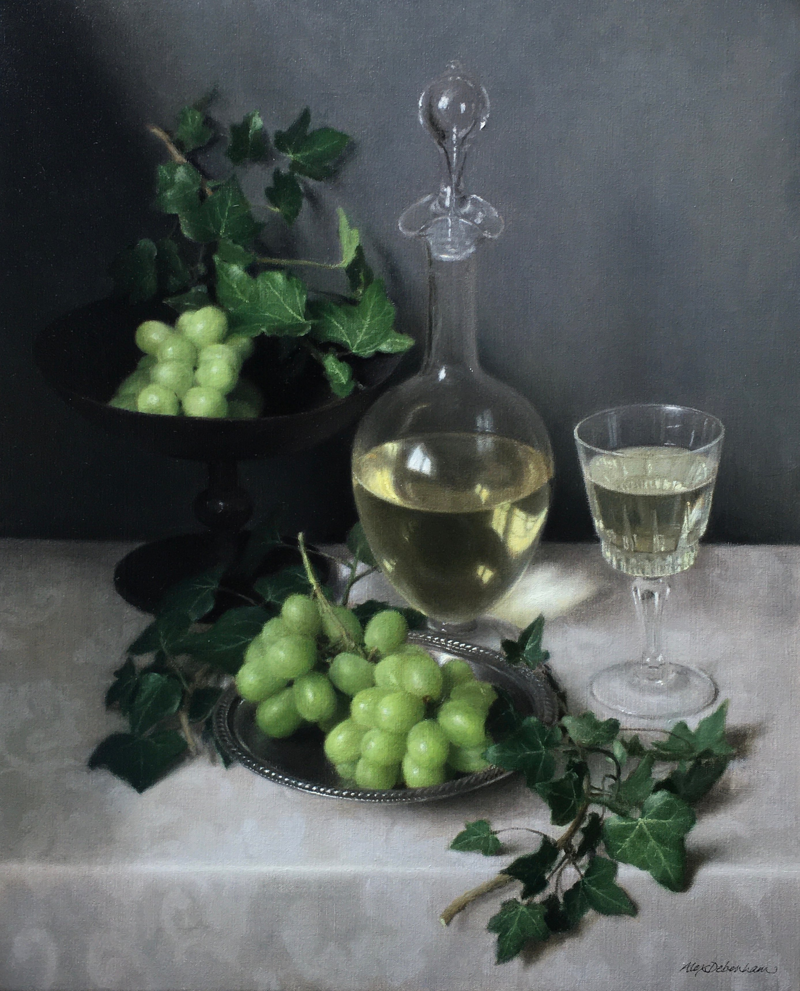 Grapes and Ivy